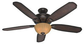 Hunter Markley Ceiling Fan