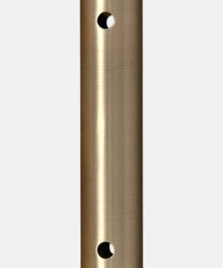 Downrod Brushed Satin Brass