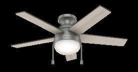 Hunter Anslee Low Profile Ceiling Fan