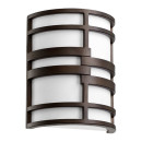 Quorum Solo Oiled Bronze Wall Sconce