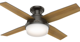 Hunter Dempsey Low Profile Ceiling Fan